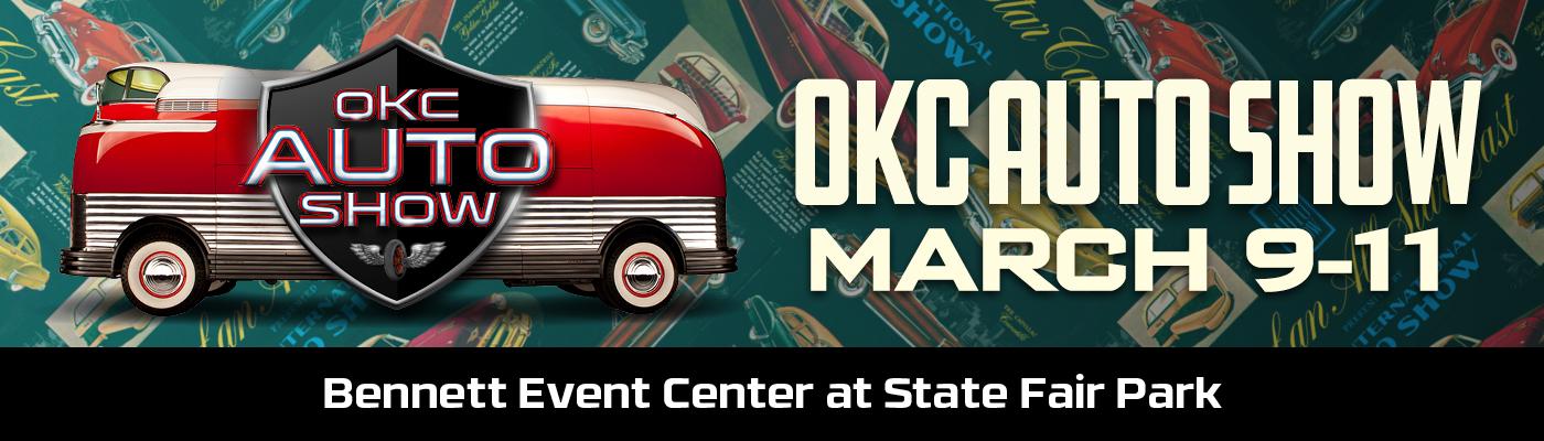 OKC Auto Show To Feature Futurliner The OKC Auto Show - Car show okc today